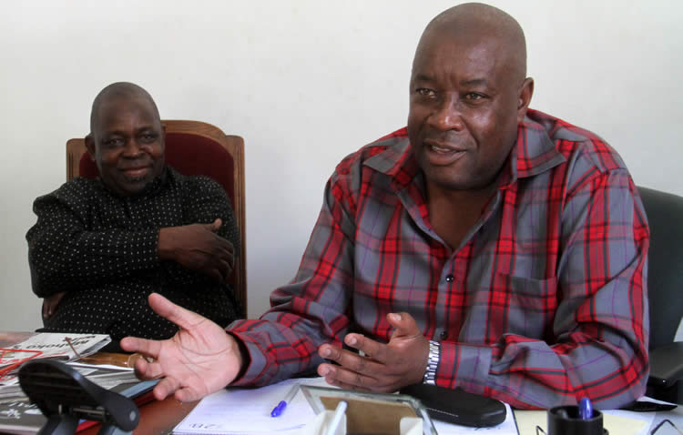 Another tragedy strikes Zim football as ex-Bosso chairman Ernest Sibanda dies