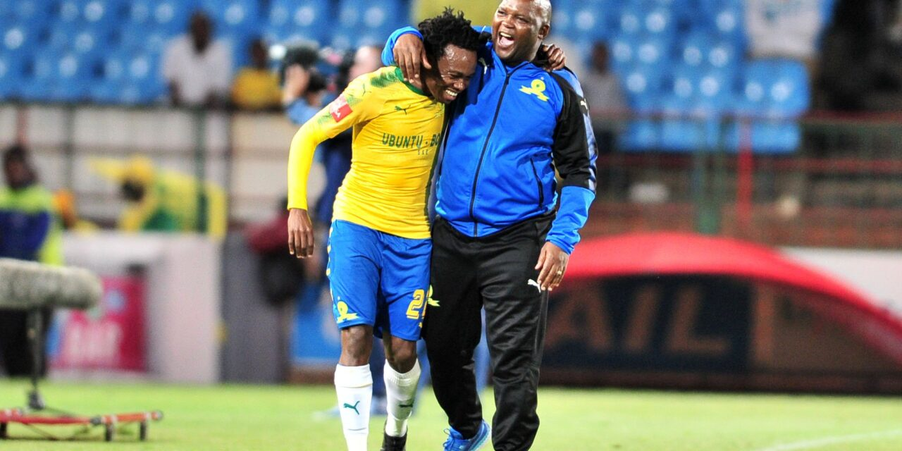 Pitso admits interest for Percy Tau