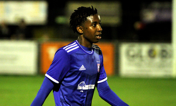 Zimbabwean startlet Chirewa on target for Ipswich Town
