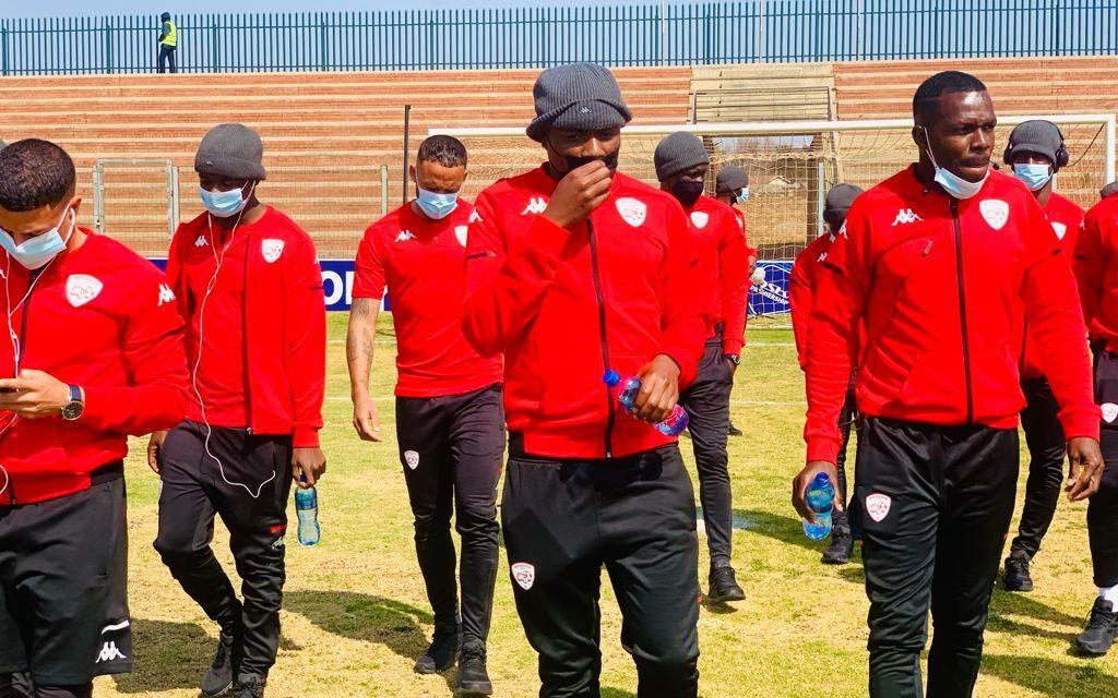 JUST IN: Kapini, Katsande start for Sekhukhune United
