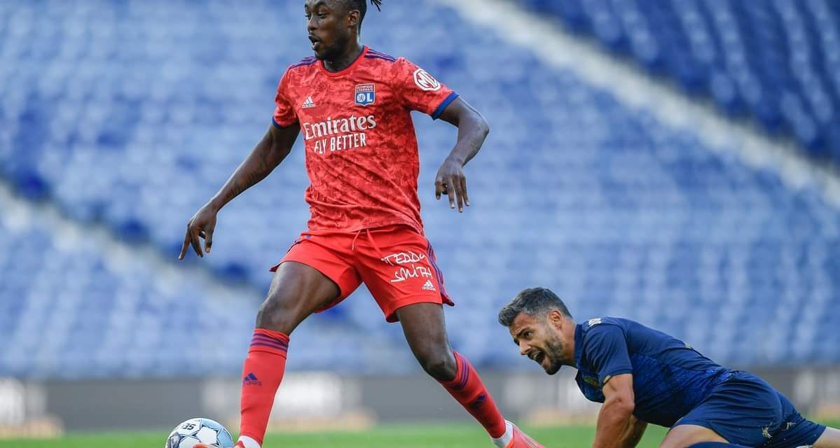 Kadewere's wait for first start of season continues