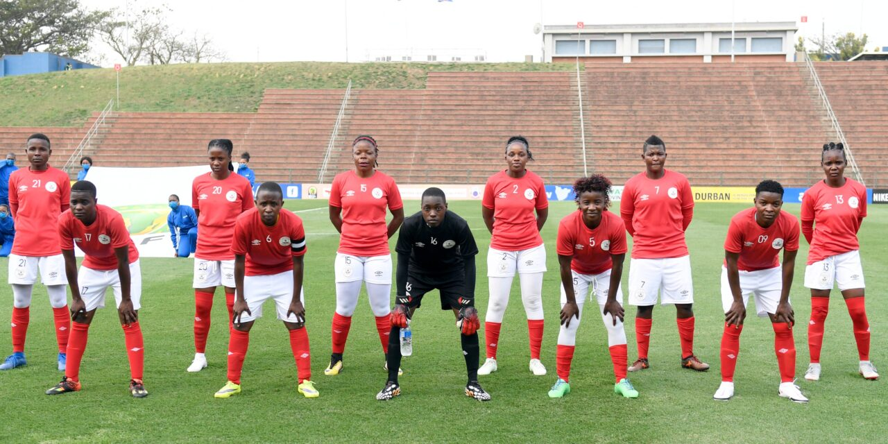 Black Rhinos Queens reach semifinals at Women Champions League qualifying tourney