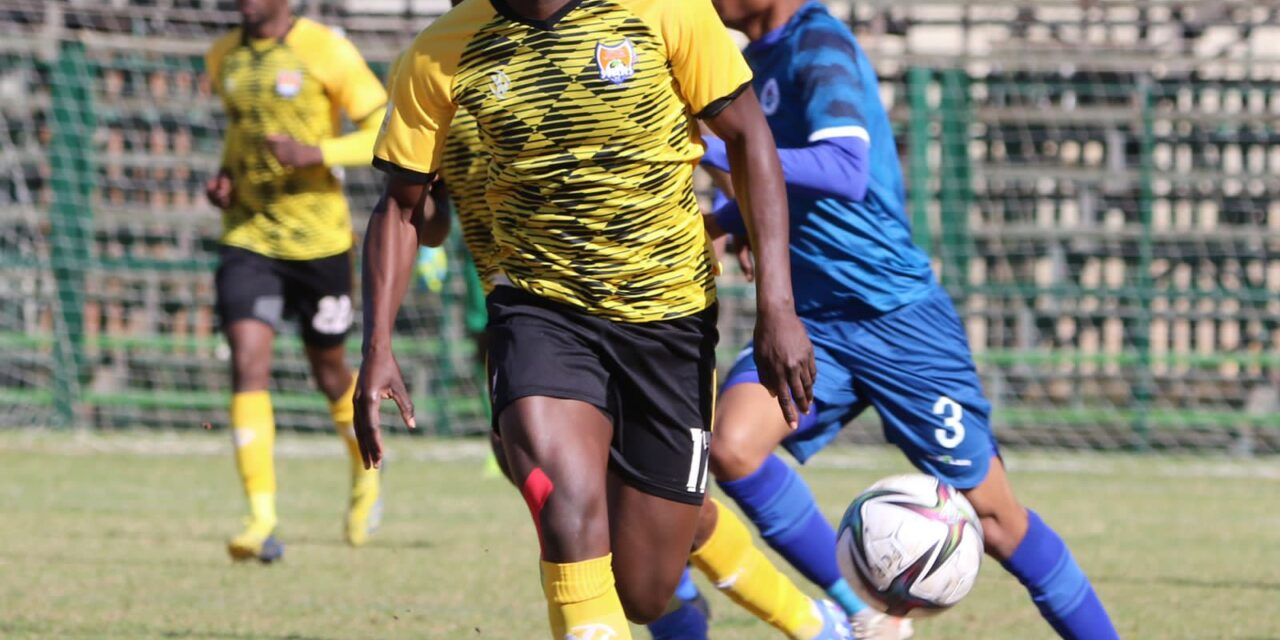 Zim youngster scores first professional goal in SA