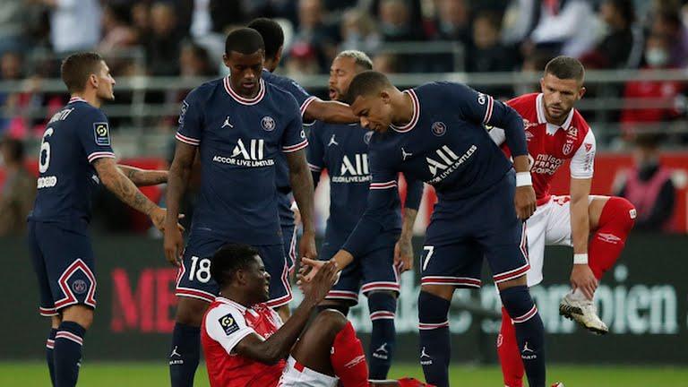 Munetsi goal disallowed as PSG beat Reims