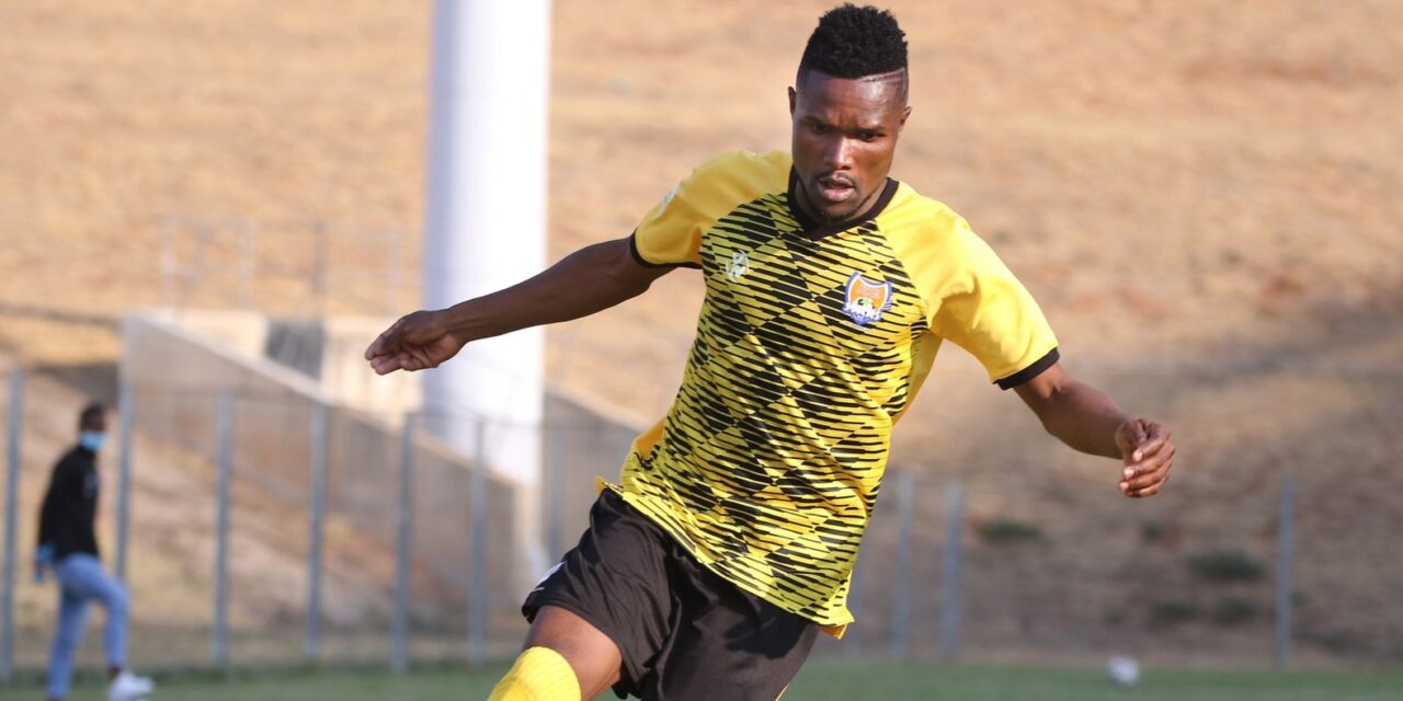 JUST IN: Ishmael Wadi off the mark in South Africa