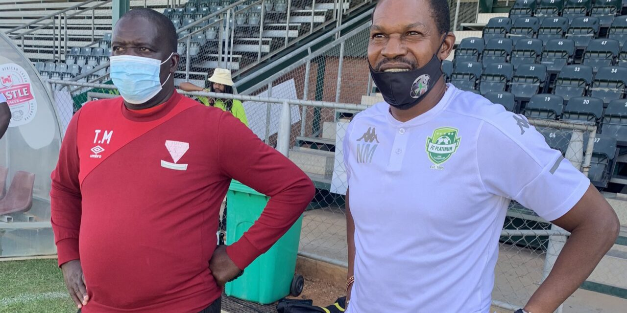 Mapeza's Warriors revival mission