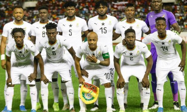JUST IN: Ghana World Cup qualifiers squad named