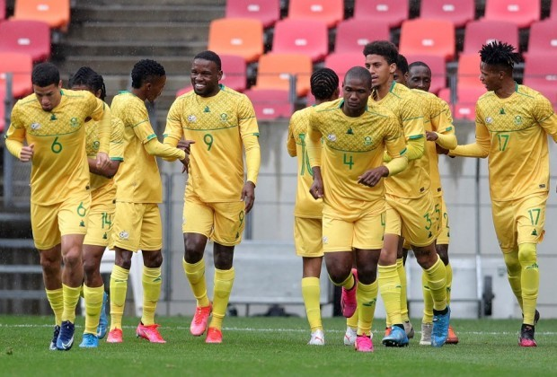 Bafana Bafana expected to arrive in Harare this afternoon
