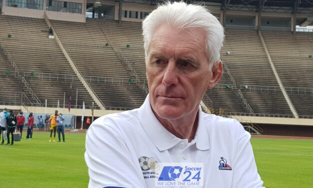 WCQ Grp G: Bafana coach hits out at Ethiopian authorities