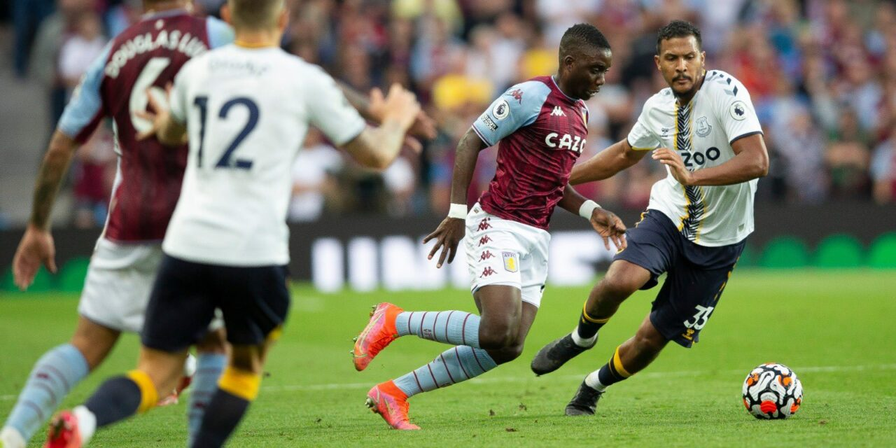 Nakamba heaped with praise for 'decisive role' in Villa win