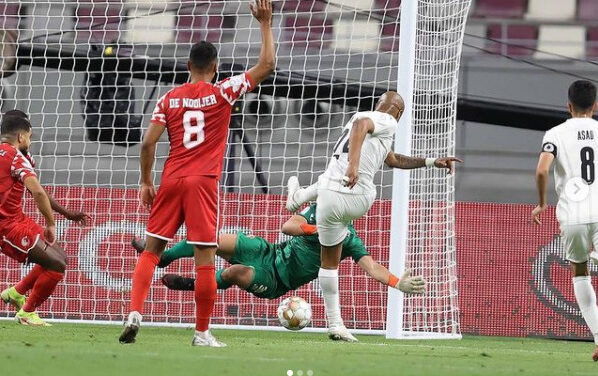 Ayew in blistering form ahead of Warriors clash