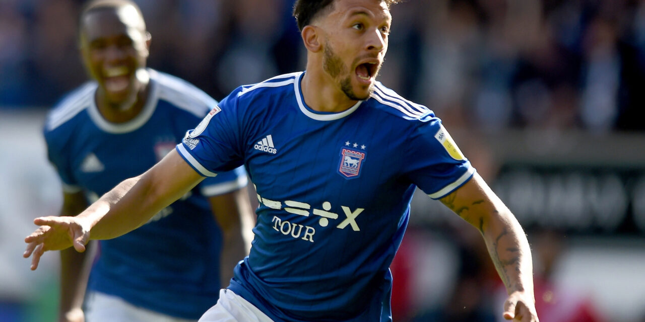 Macauley Bonne scoops double prize at Ipswich Town