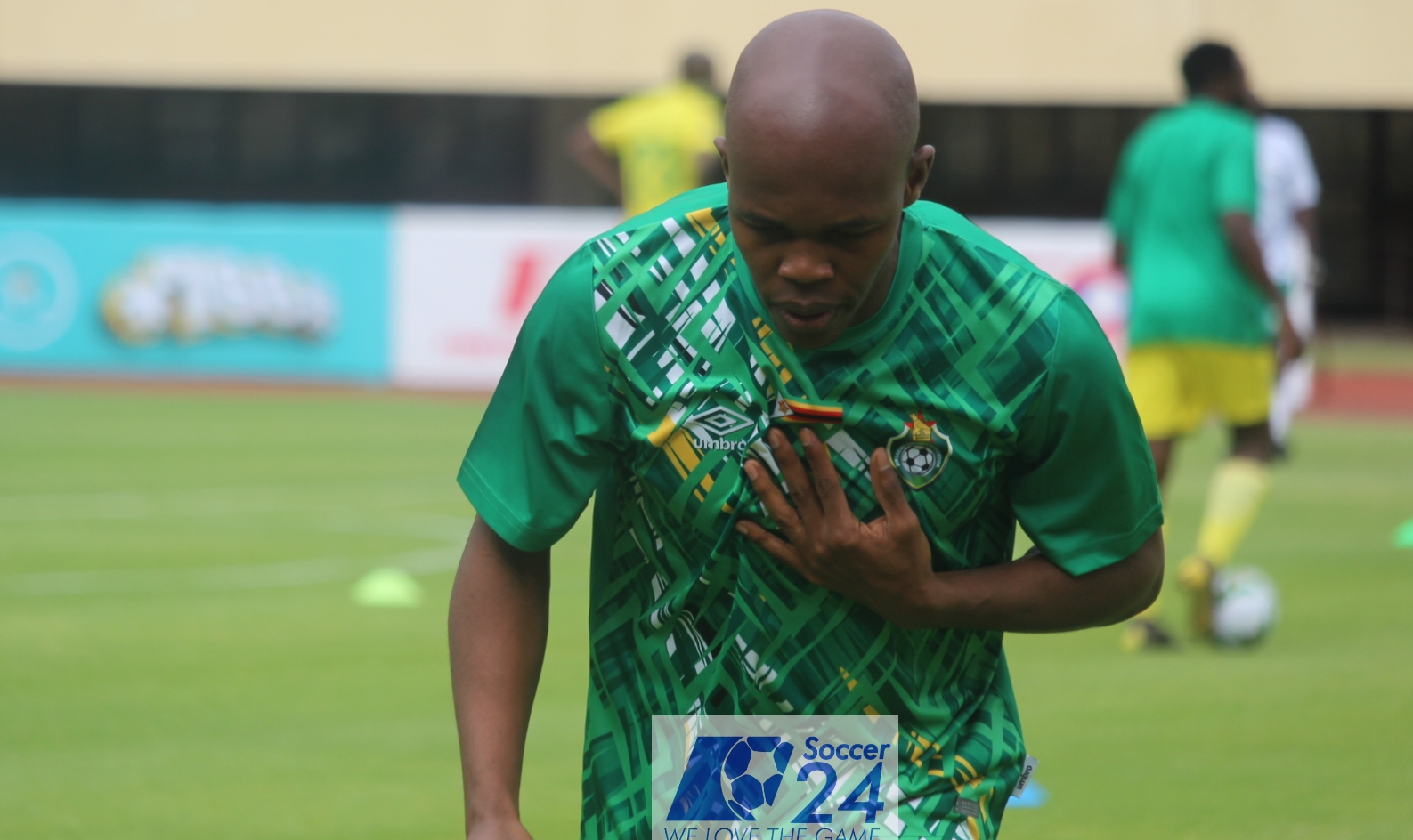 Musona hints at retiring from national team - soccer24.co.zw