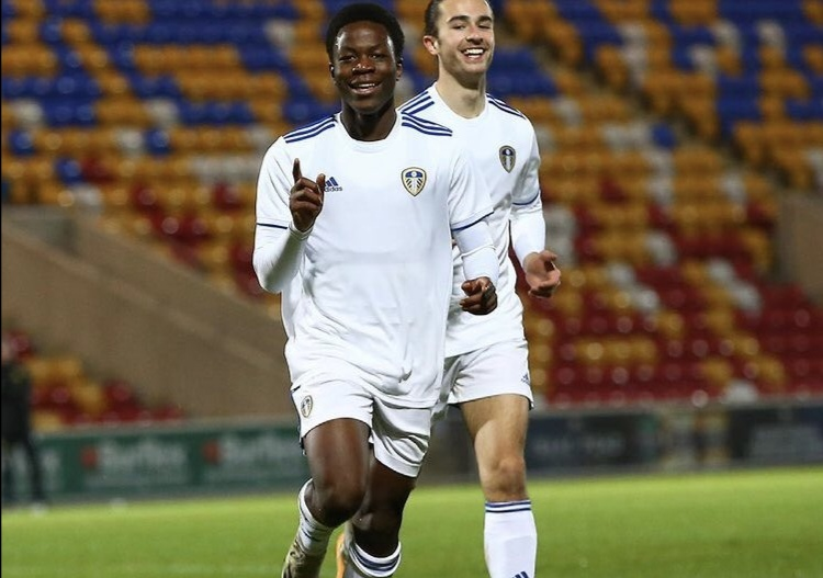 Zim teen on verge of signing with EPL club