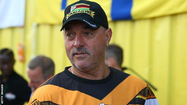 Bruce Grobbelaar sets conditions to help ZIFA lure foreign-born Zim players