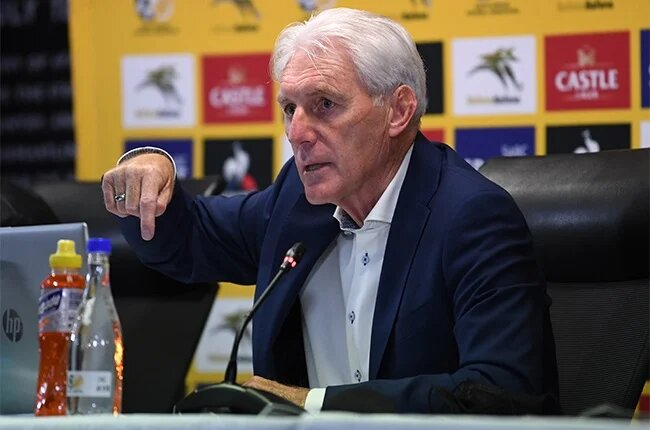 Bafana coach surprised by NSS pitch