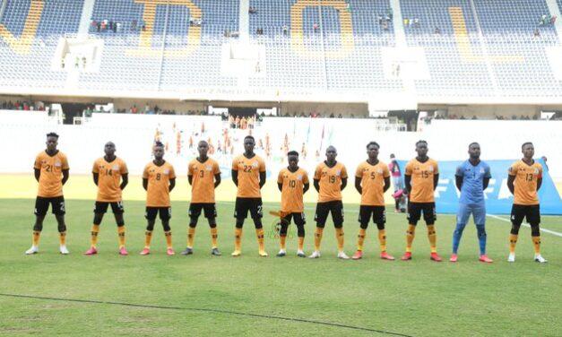 Zambia squad for WCQ announced