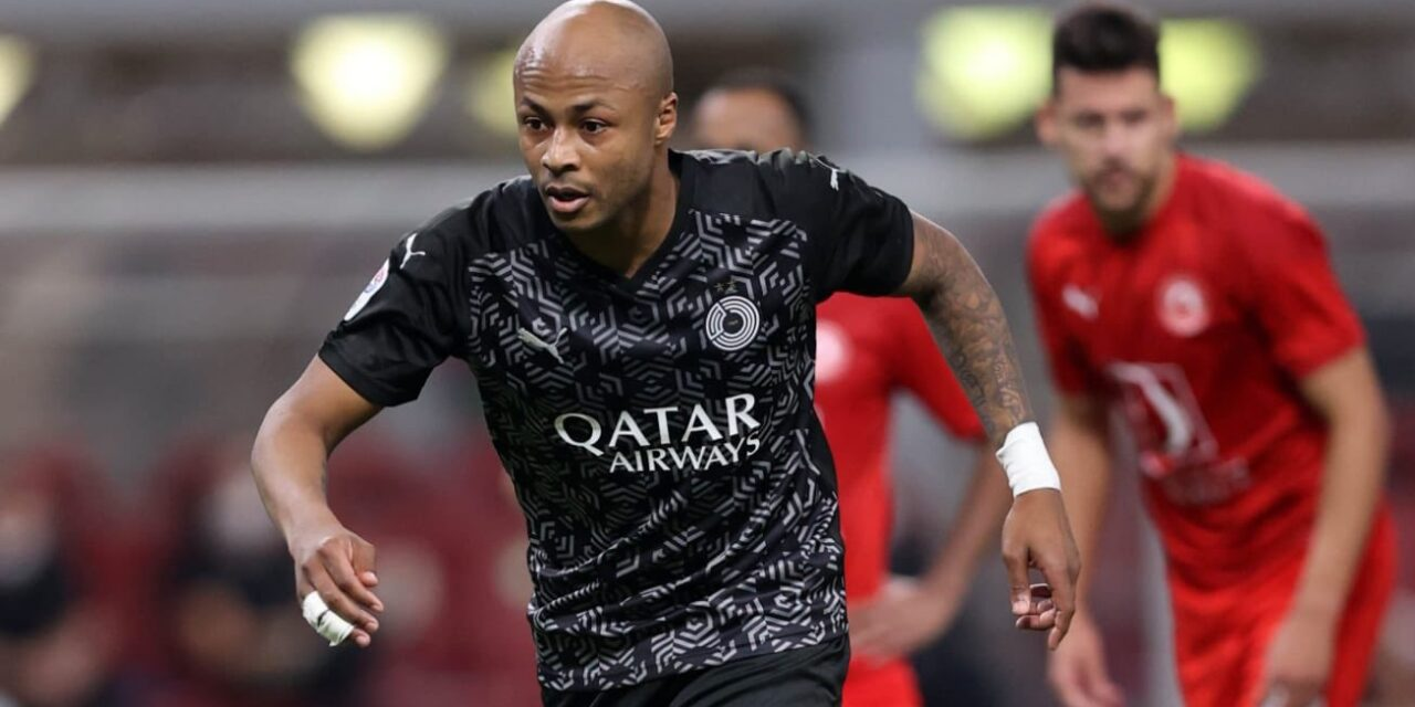 In-form Ayew scores again ahead of Warriors clash