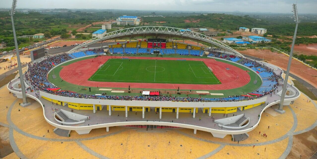 Breaking: CAF approves Ghana FA's 4000 spectators request for Black Stars-Warriors clash