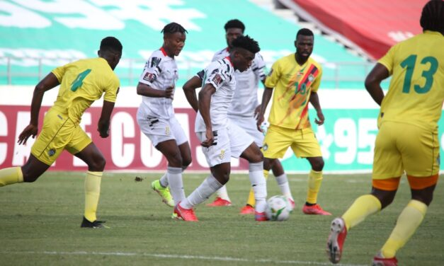 Mapeza reacts to Warriors elimination from WCQ