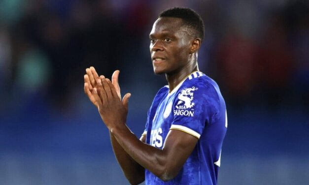 Patson Daka scores four goals to help Leicester City win in Moscow
