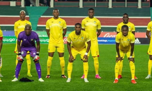 Warriors starting XI to face Ghana named