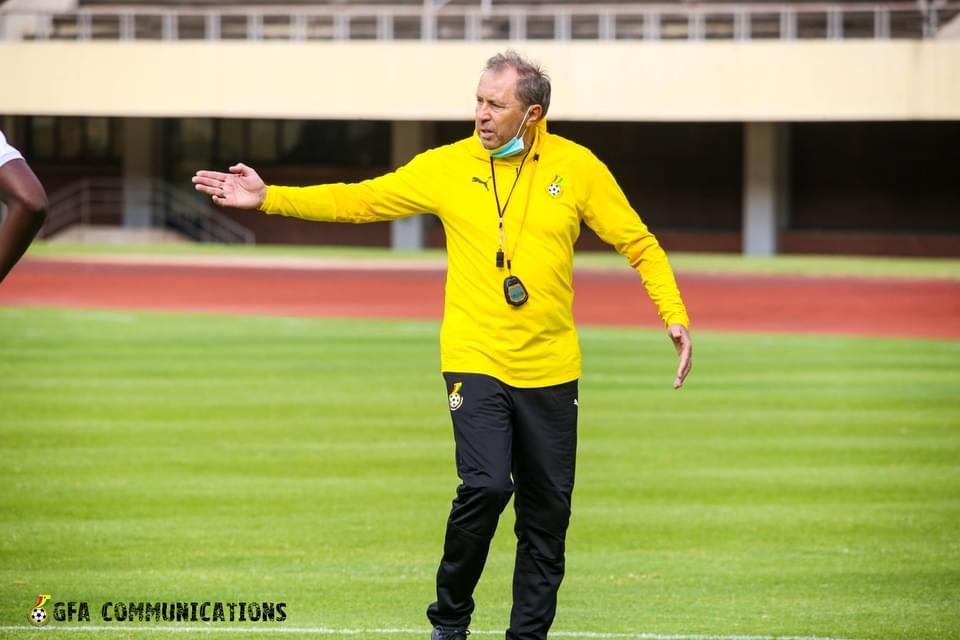 Ghana coach comments on Zimbabwe hospitality ahead of WCQ